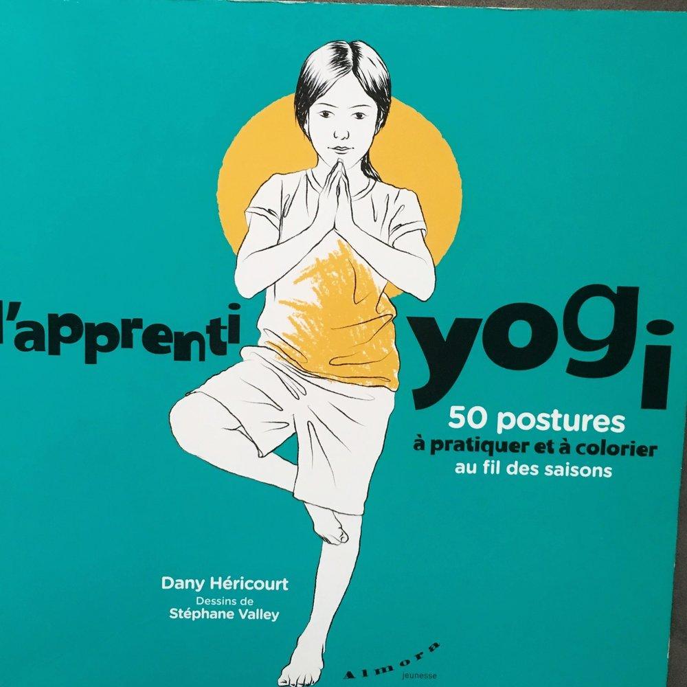 L'apprenti-Yogi   Dany Héricourt 2012