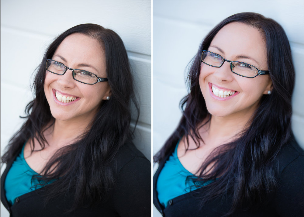 Before and After - Nicole Taryn - headshot