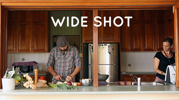 video tips wide shot