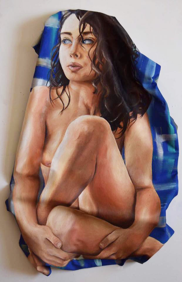 Speculation , 2016 55 x 88 cm £850