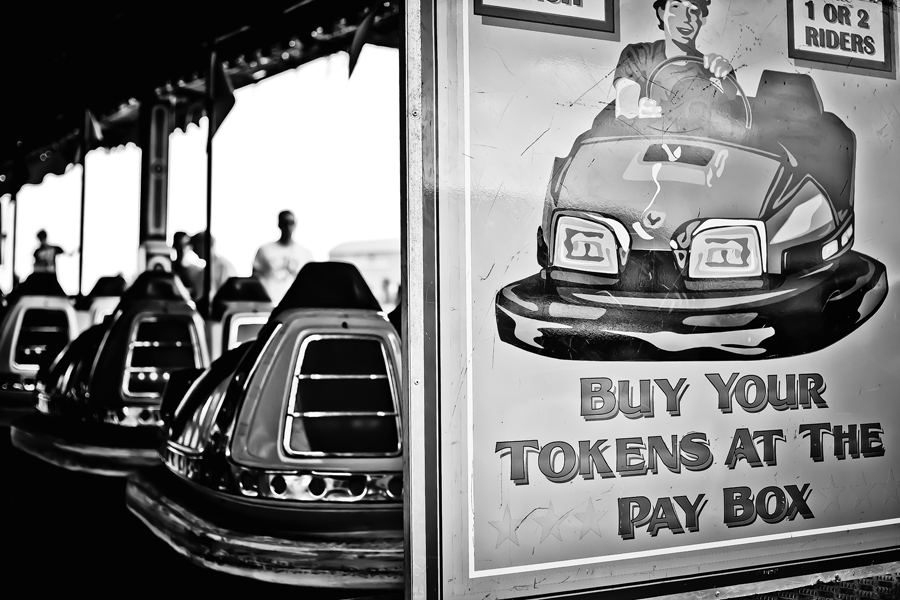 I Spy Dodgems – Blackheath Common, 2013    Hahnemuhle fine art photo print limited edition of 250 | 70 x 50 cm | £450 (framed)