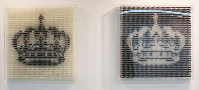 Conchavo Matinal, 2017 |70 x 70cm cada (diptico) |R$ 7.000