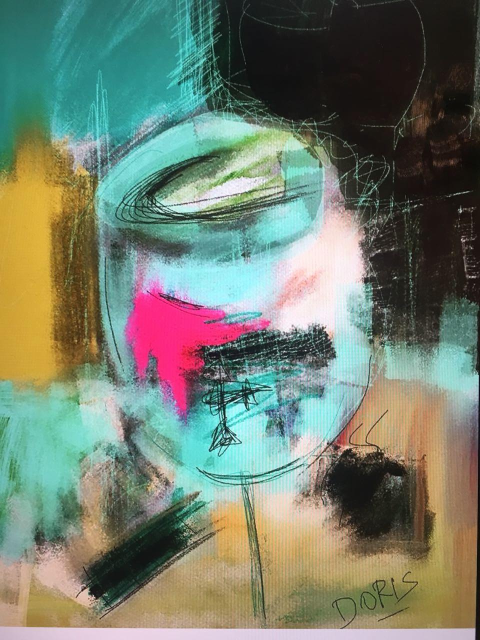 Taça, 2018 | Arte digital | 50 x 40 cm | R$ 500