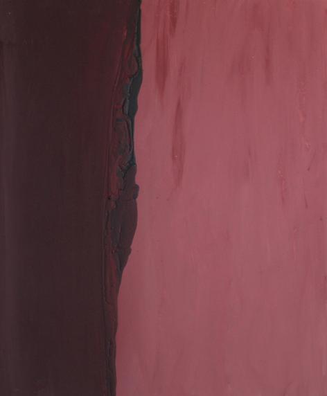 Fenda 44, 2018 | Calcário,resina,pigmentos,acrílica e gesso sobre tela | 100 x 120 cm |R$ 9.000