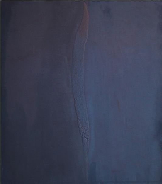 Portal, 2018 | Resina,pigmentos e massa acrílica sob linho | 100 x 125 cm | R$ 9.000