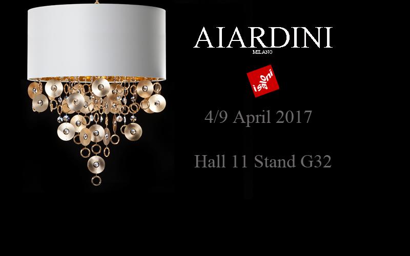 AIARDINI   www.aiardini.it     HALL 11 STAND G32