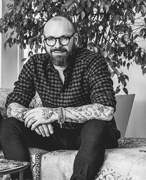Matteo Bagnai - арт-директор Momenti Casa