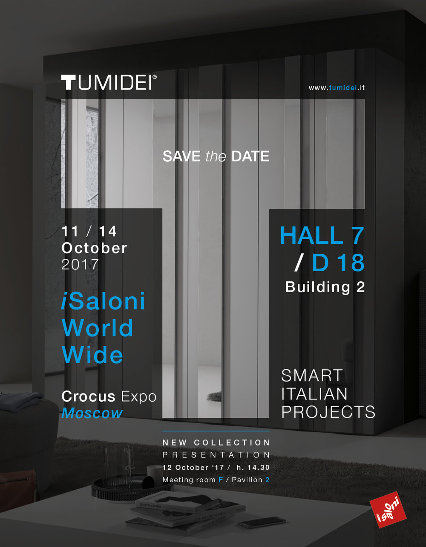 Tumidei - лаконичные и функциональные интерьеры