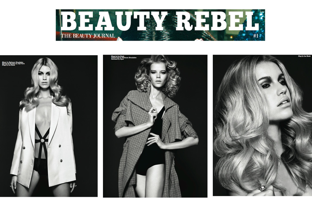 Beauty Rebel Journal - Summer 2013