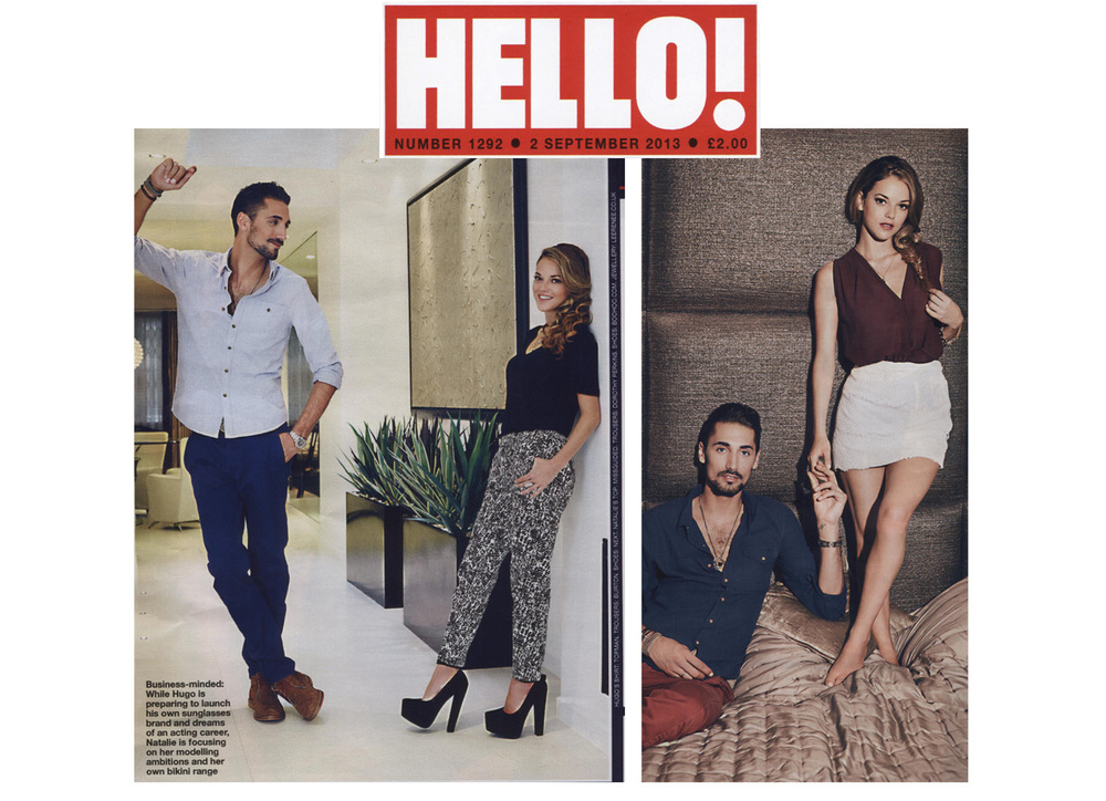 Hello! Magazine - September 2013