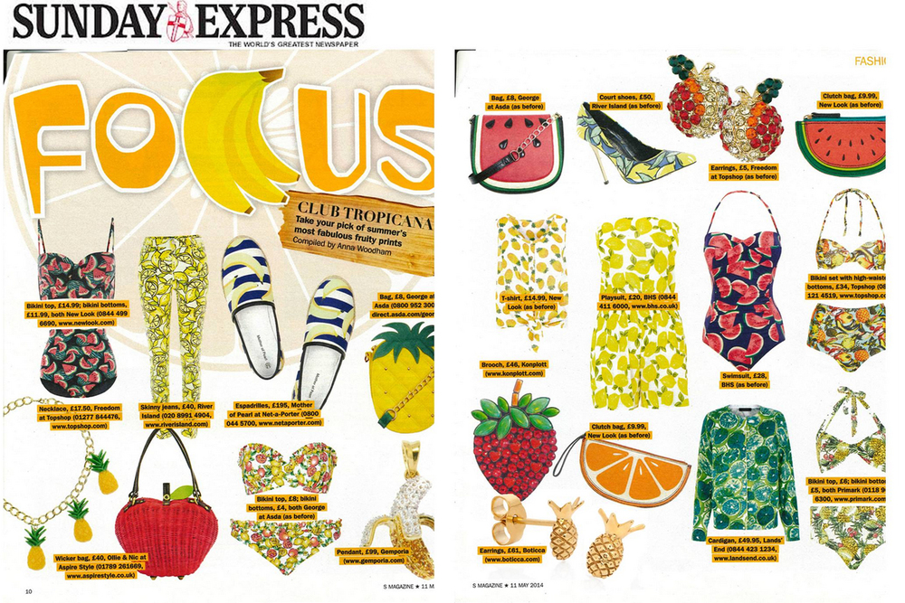 Sunday Express - May 2014