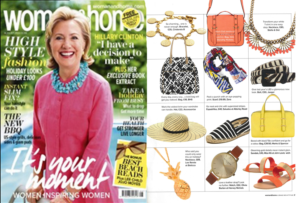 Women At Home - August 2014