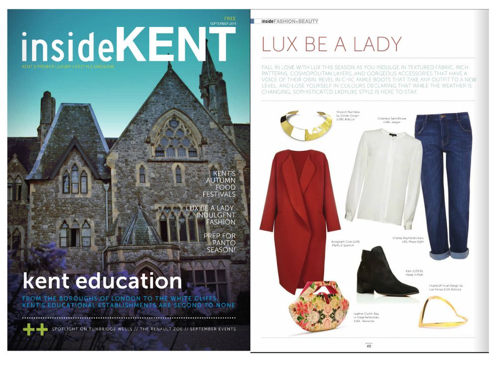 Inside Kent - September 2014