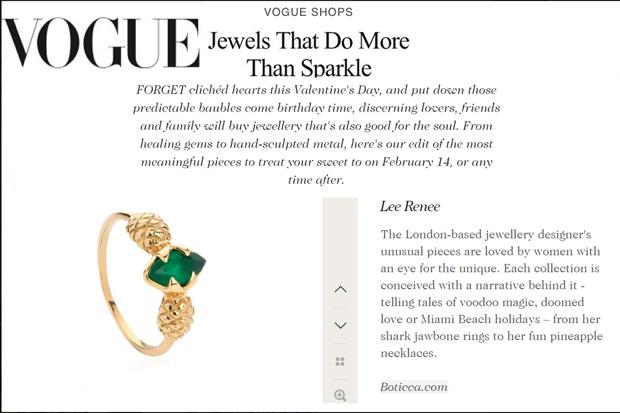 Vogue.com - February 2015