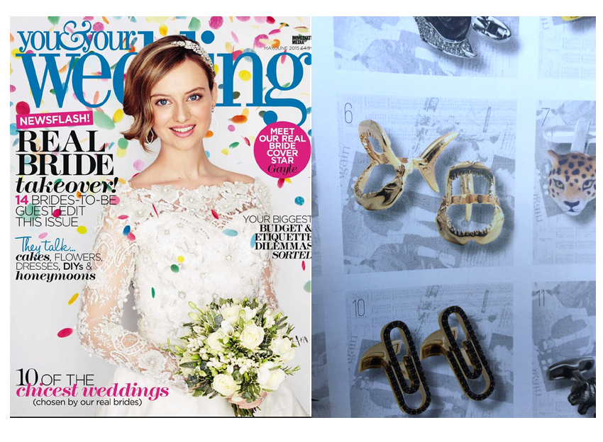 You & Your Wedding Magazine - May 2015