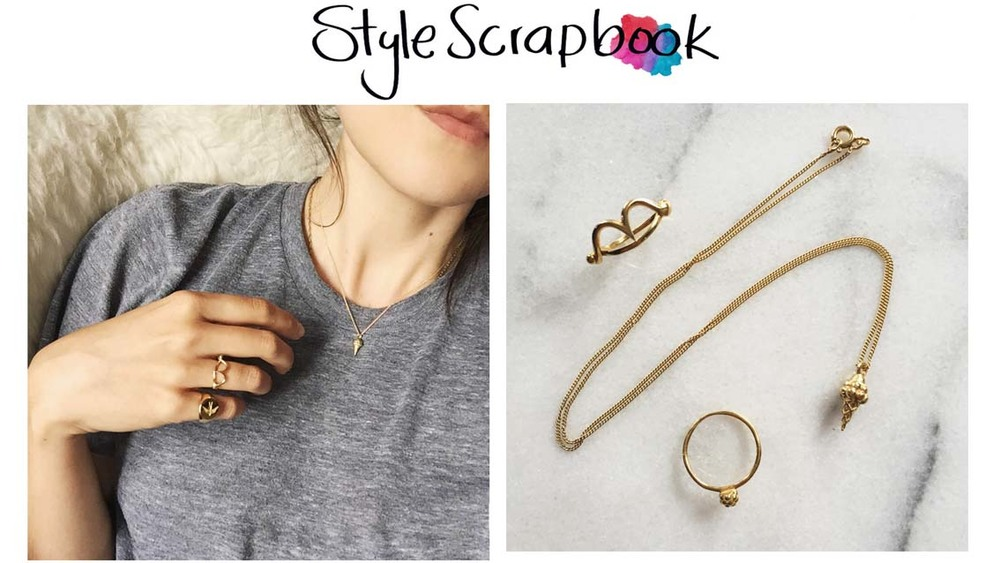 Style Scrapbook - July 2015
