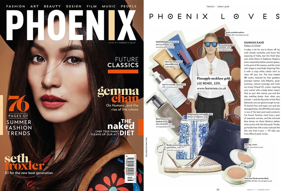 Phoenix Magazine - Summer 2015