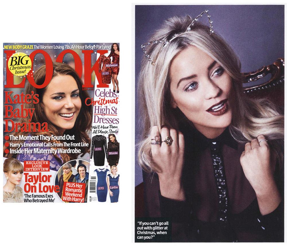 Look Magazine - December 2012