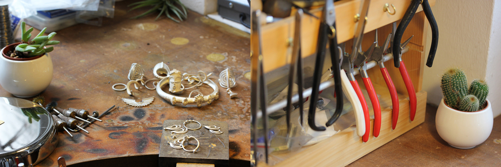 lee renee jewellery studio