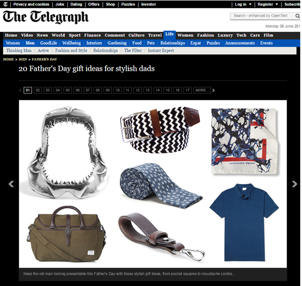 The Telegraph - June 15
