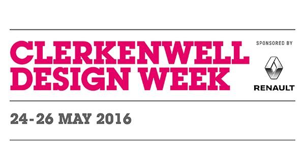 Lee Renee Clerkenwell Design Week May 2016