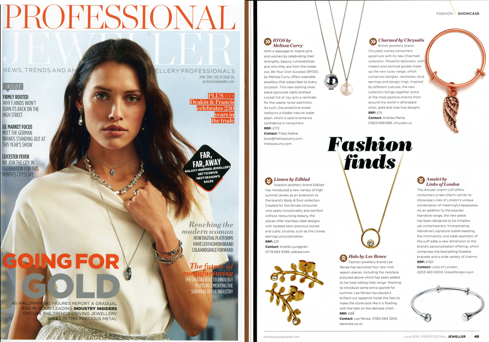 Professional Jeweller - June 2016