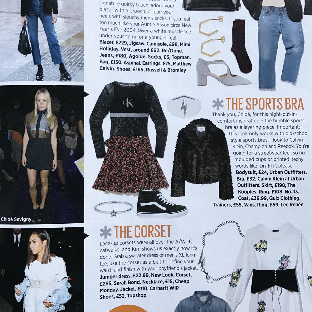 Cosmopolitan Magazine - Feb 17
