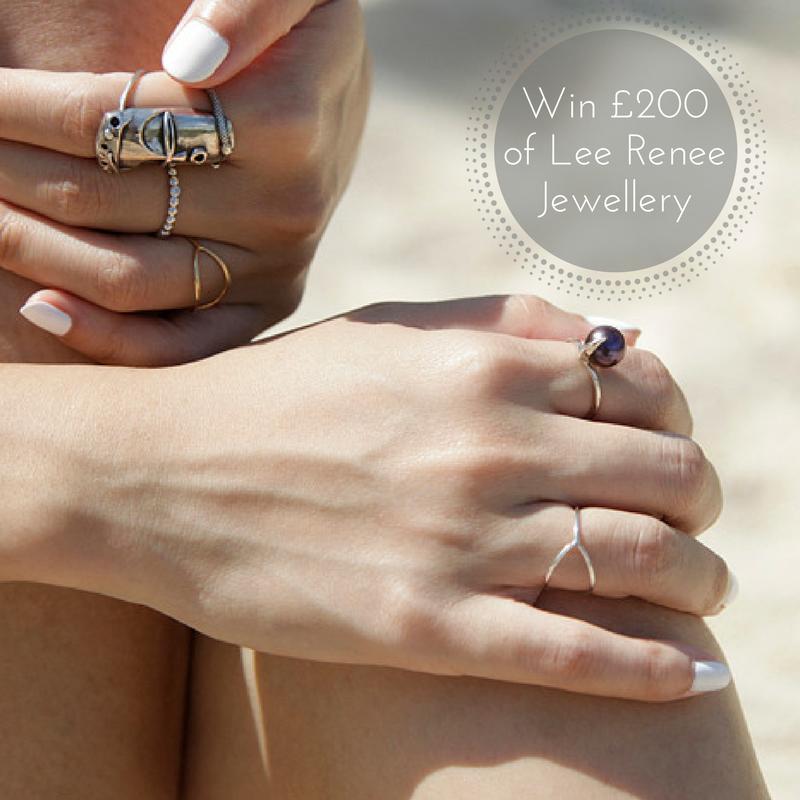 win £200 of Lee Renee Jewellery