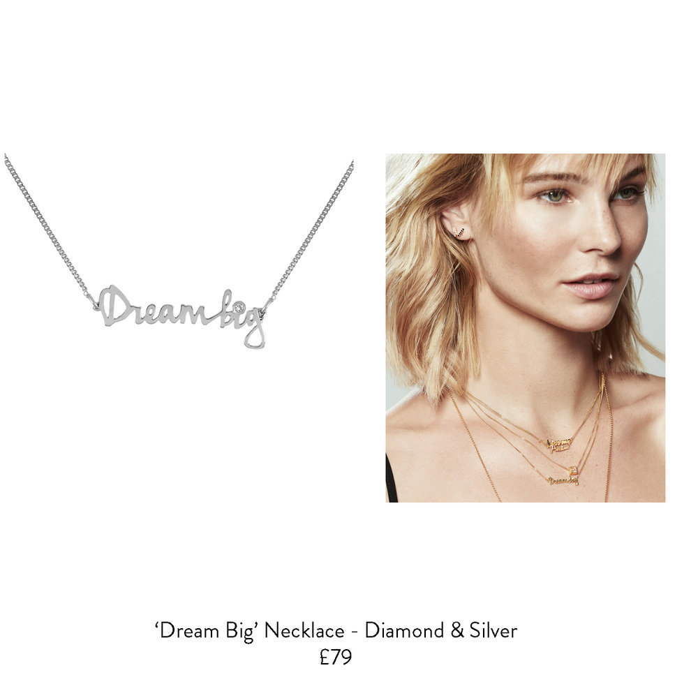 16th birthday gift idea for her dream big diamond necklace