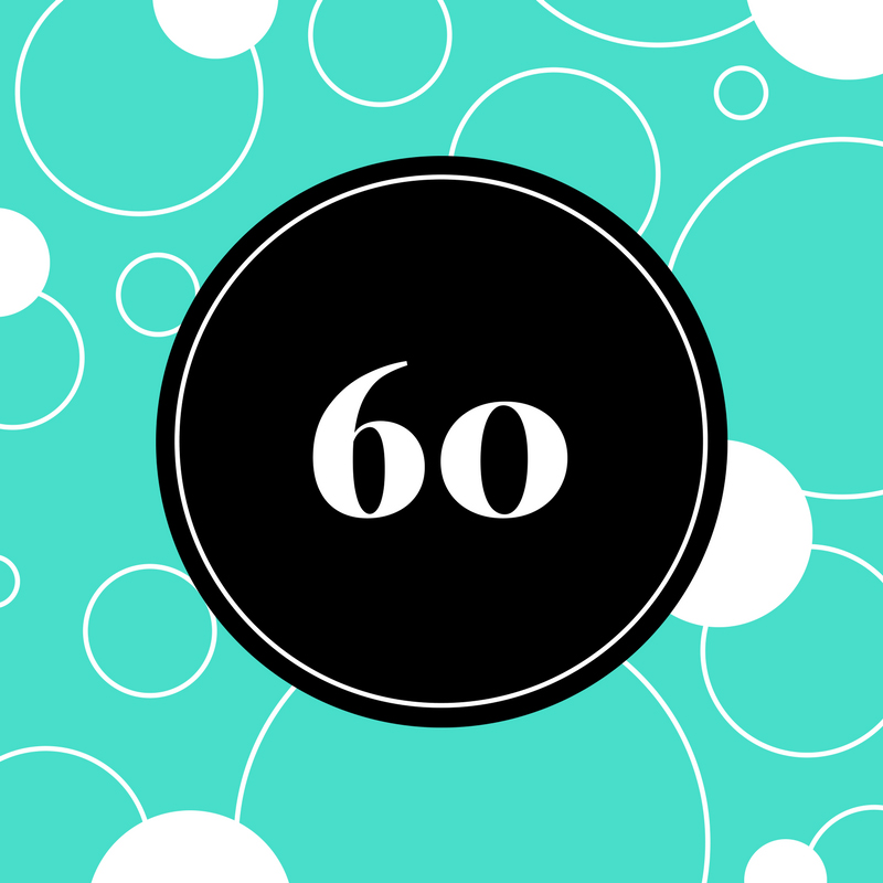 60th birthday gift ideas for her