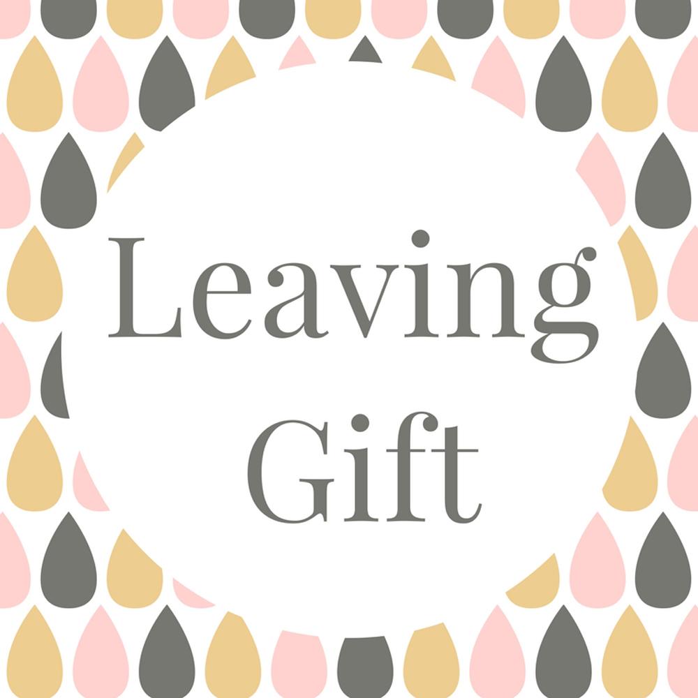 leaving gift ideas for her