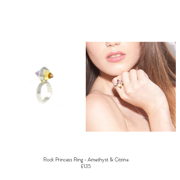 february birthstone gift ideas for her amethyst ring