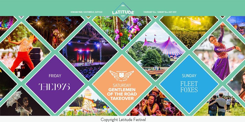 Latitude festival 2017 insiders guide