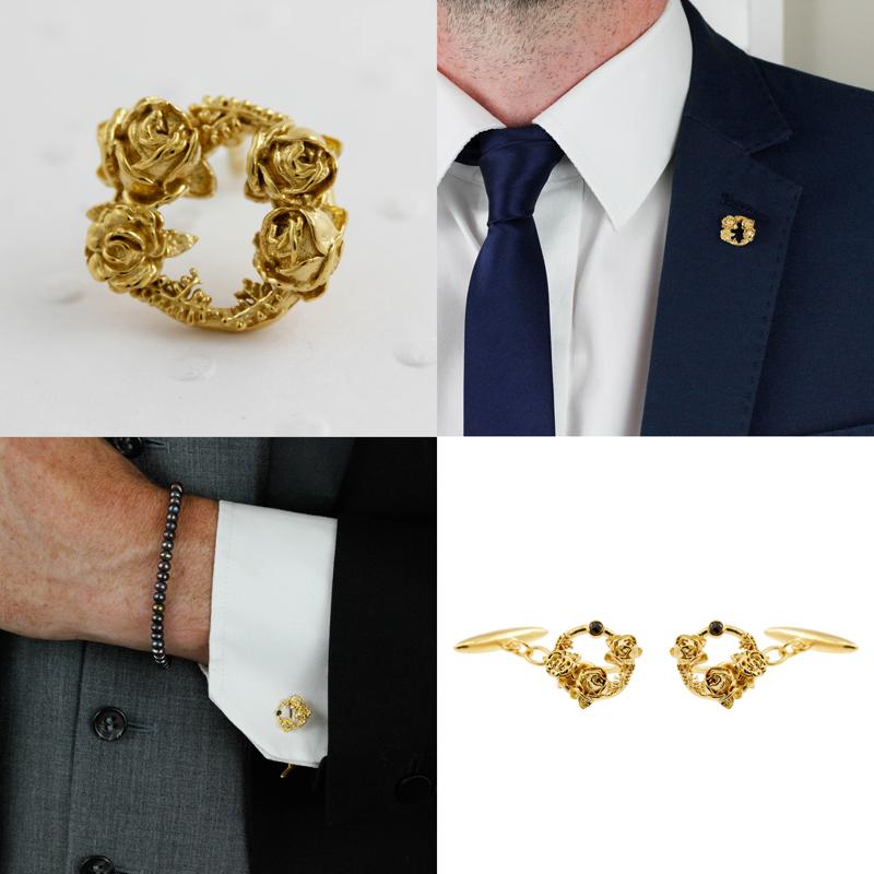 cufflinks for groom