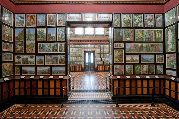 The Marianne North Gallery, Kew Gardens