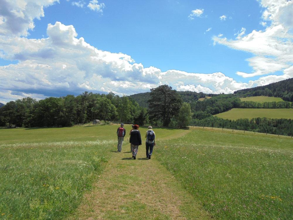 Philosophieren bei Sonne und bei Regen - Mit Kai Kranner und Dr. Cornelia Bruell
