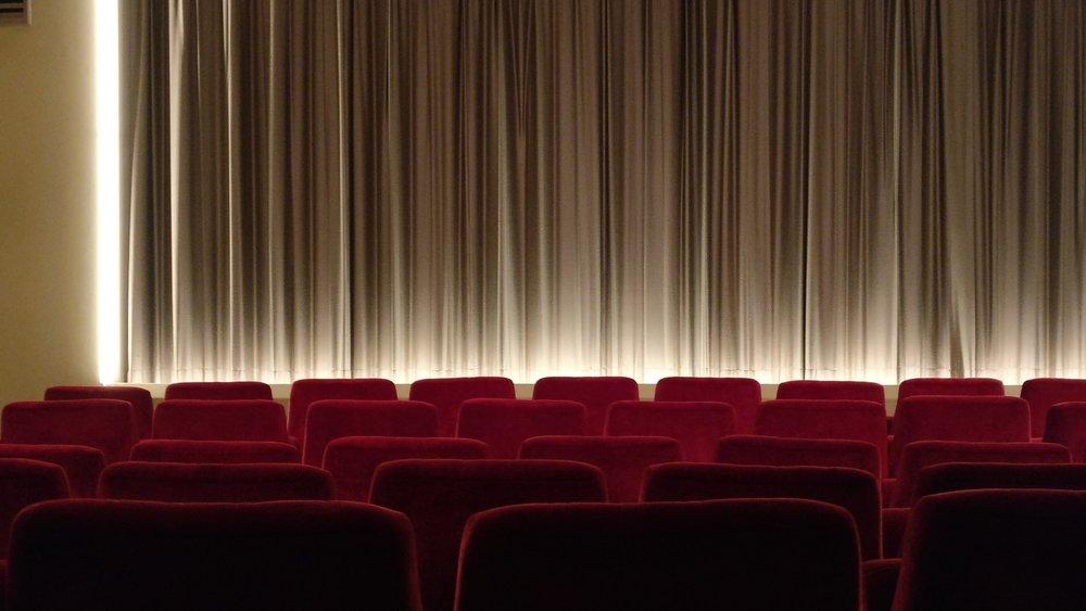 Querdenken Cinema Paradiso - Mit Hans - Henning Scharsach