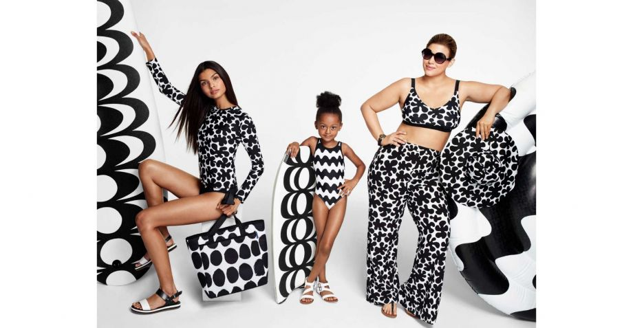 You can't see a  Marimekko  print without smiling.  There'll be a lot of smiling (and happy shoppers) this spring when  Marimekko for Target  arrives in stores and at target.com beginning April 17.  There are more than 200 pieces, including clothing and home decor,  in the collection. The best part is most items are under $50.