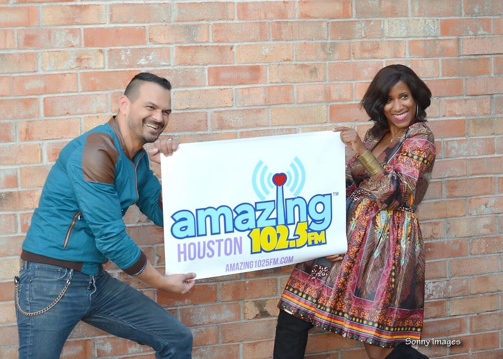The Joyful Life With Joy Sewing and Todd Ramos  airs noon every Saturdays on Amazing 102.5 FM or  www.amazing1025fm.com   It's all about joyful things -  fashion, fitness, travel, food, home, mindfulness and just about anything that brings us joy. Our celebrity guests have included Eva Longoria, Deepak Chopra, Phylicia Rashad, Andre Leon Talley and many more.  Please like our  Facebook page  and let us know if you have a topic or guest ideas or if you are interested in sponsorship. Amazing 102.5 FM is a non-profit radio station that benefits the Bread of Life Inc. at St. John's Downtown to help Houston's homeless population.  Click here to download our media kit and rate card.   Here are some of our shows: