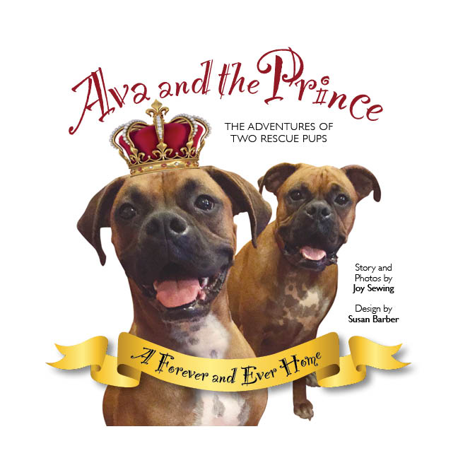 In stores this fall! - A sweet children's book about rescue pups, love, family and learning life lessons. Published by LongTale Press, the book comes out in October for Adopt-A-Shelter-Dog month. Get your pre-sale copy now now. Click link below