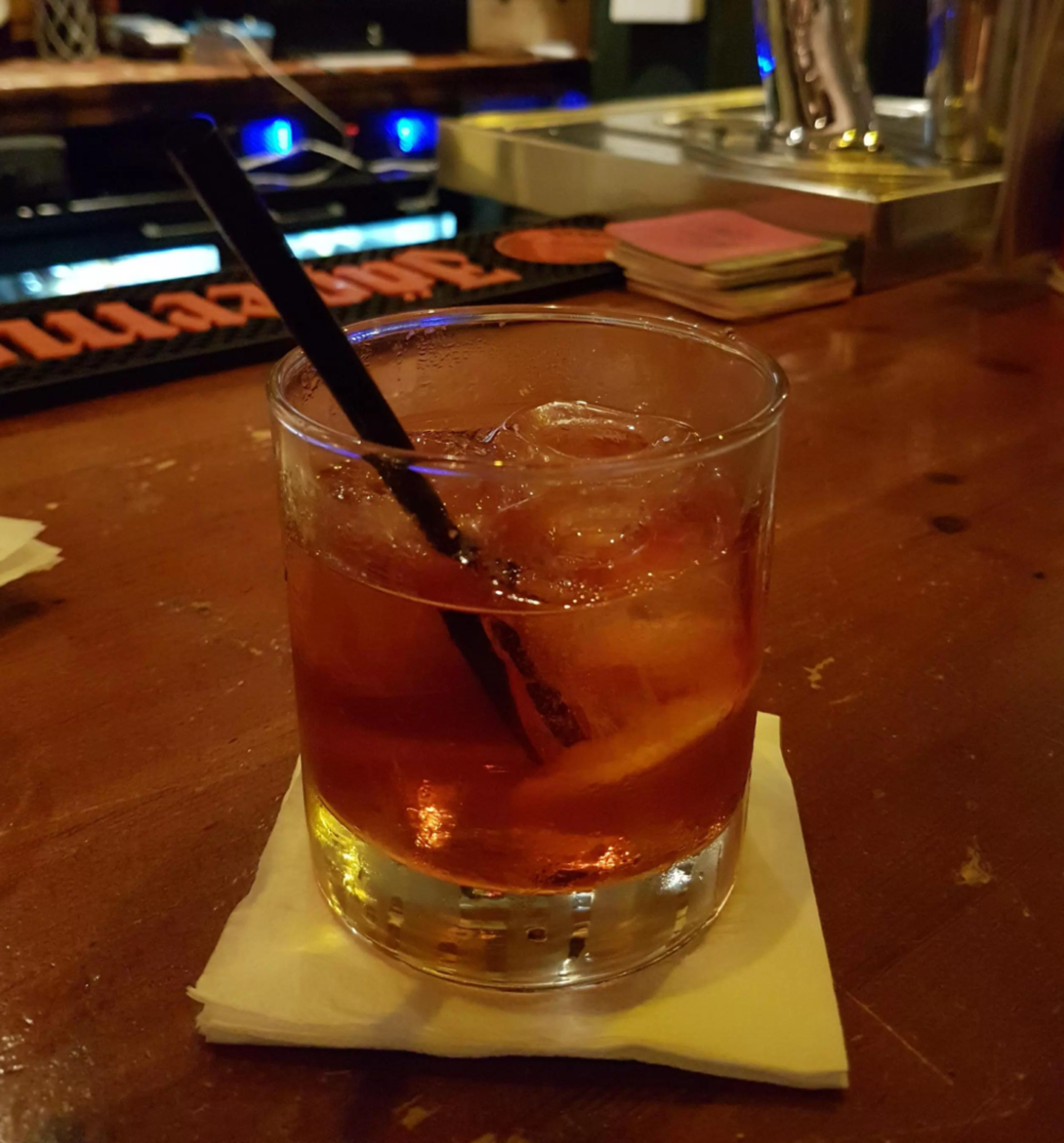 SUBVERTING BREXIT WITH NEGRONIS