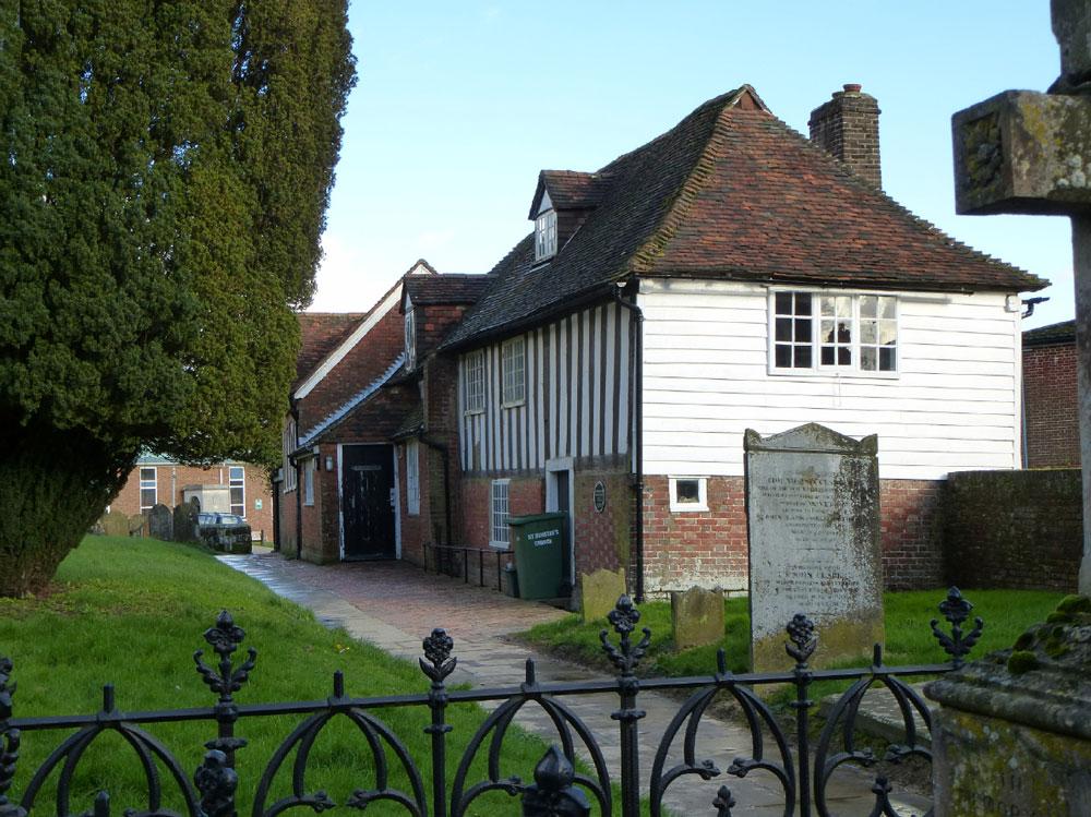 Typical Cranbrook half timbered property