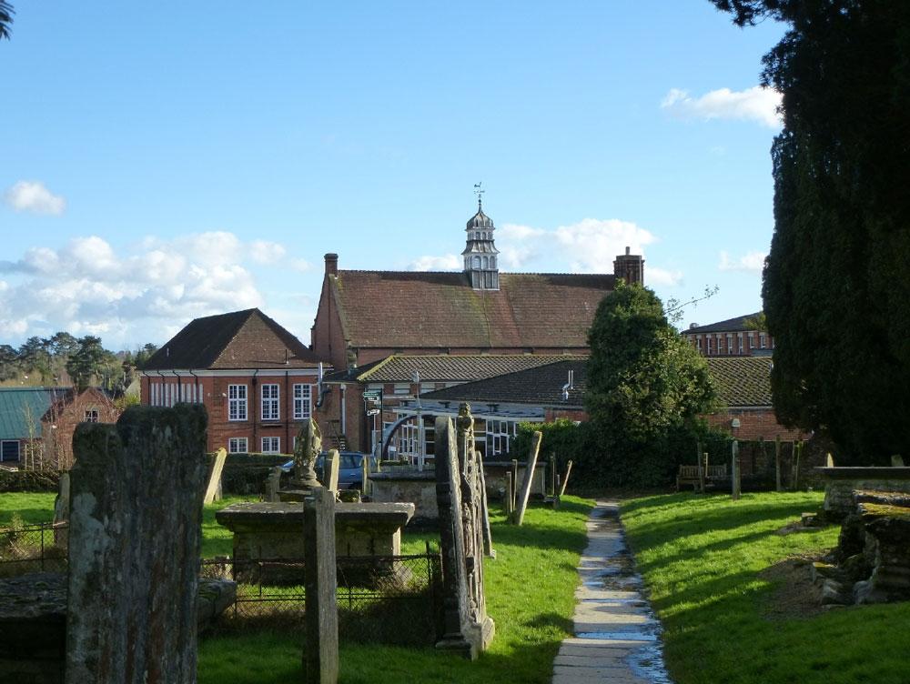 The Cupola Cranbrook School