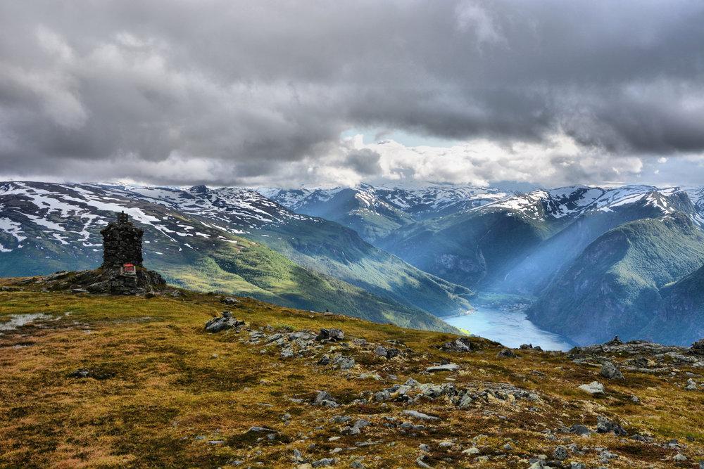 Røyrgrind Prest Aurland