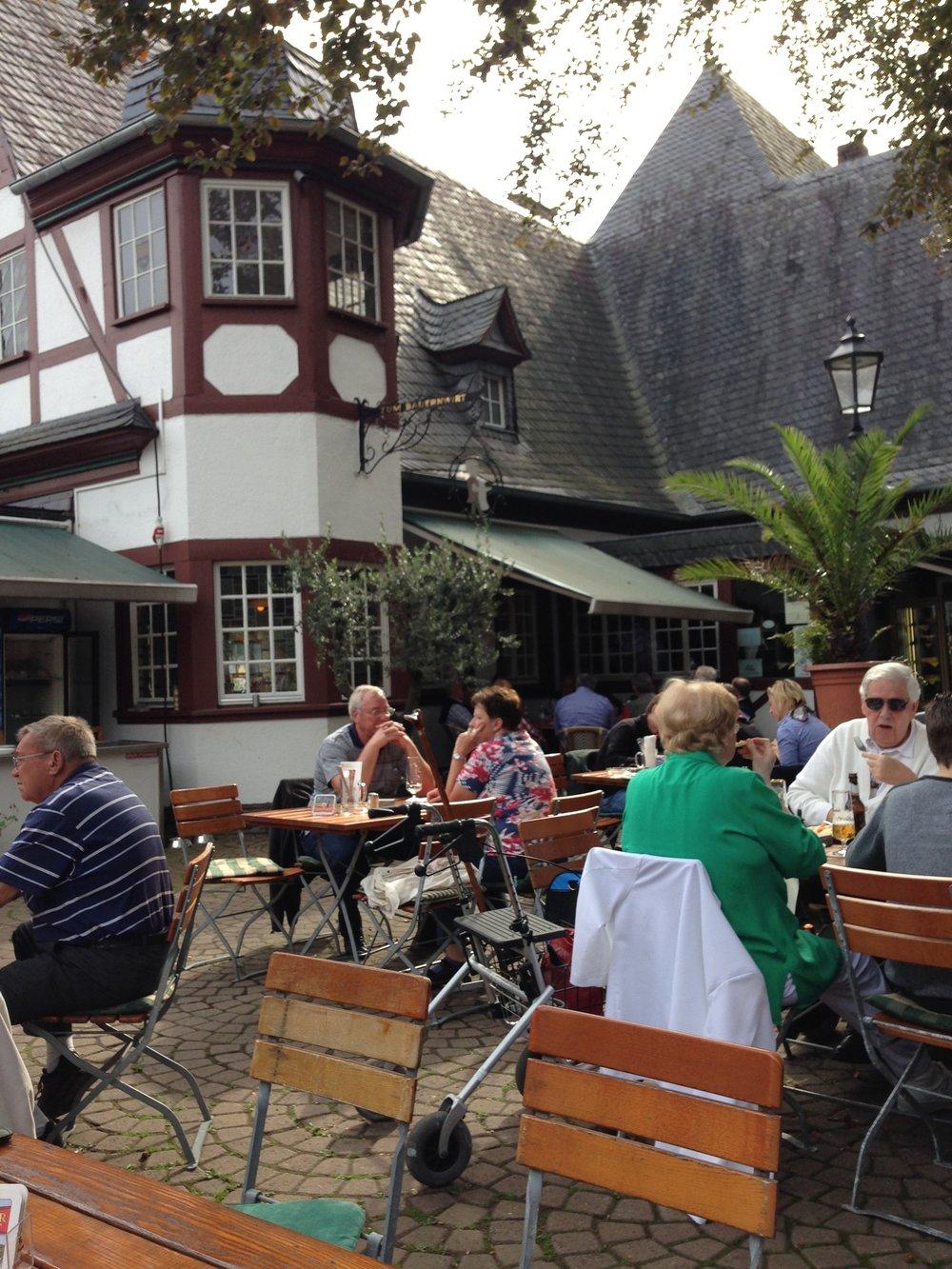 Koblenz Biergarten
