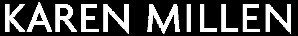 Karen Millen fashion brand logo