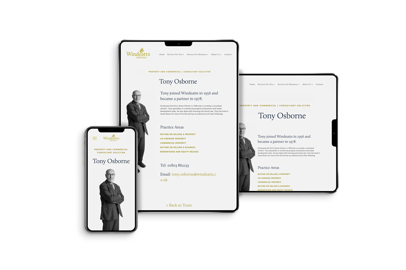 windeatts solicitors brand design and web design