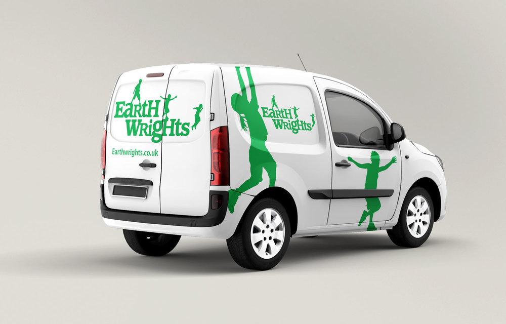 earth wrights van