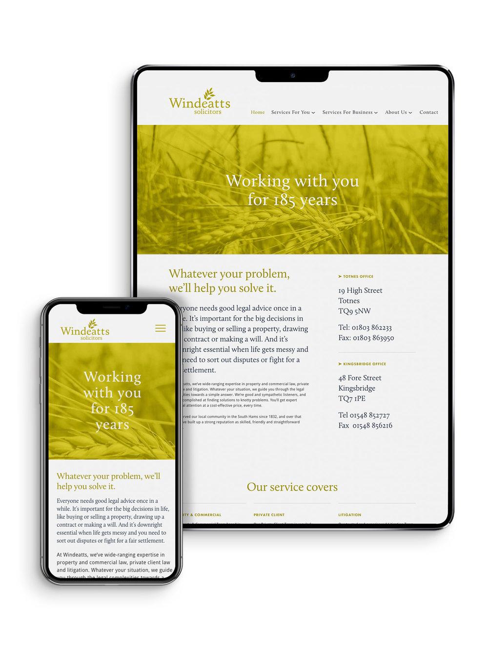 Ipad-windeatts-website-totnes