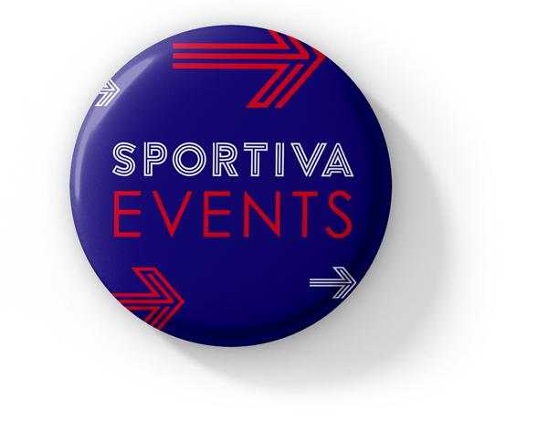Sportiva events badge